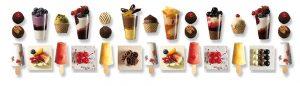 Anselli - le novità nel mondo del gelato